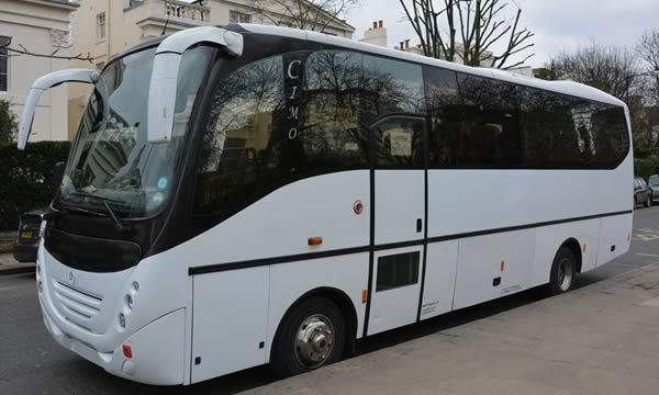 Coach 33 Seater Hire Cork