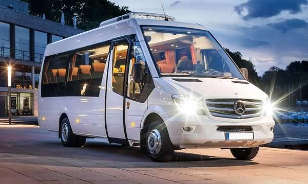 Minibus Hire Cork