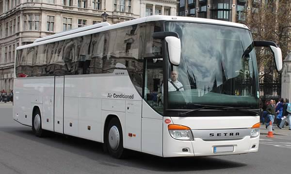 Coach Hire Cork