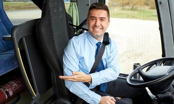 Minibus Hire Driver Cork