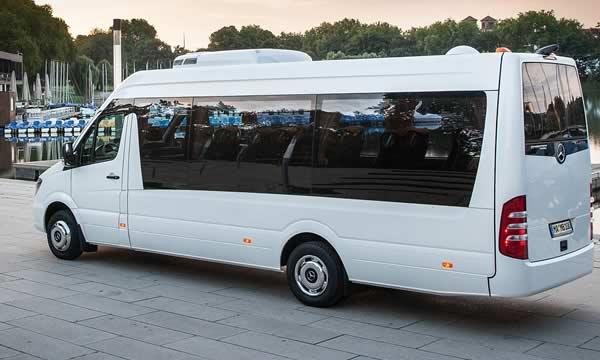 Minibus Hire in Cork