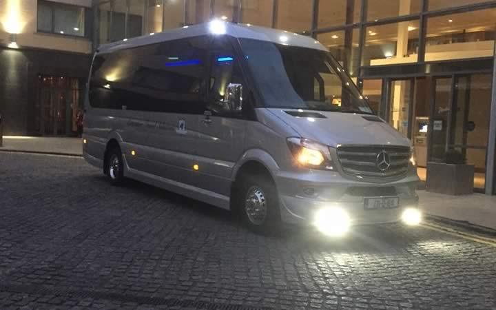 Party Minibus Hire Cork