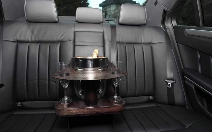 Wedding Car Inside Hire Cork